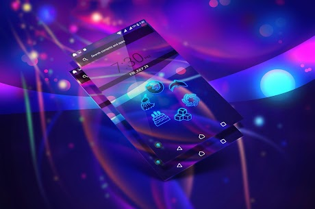 Wallpaper HD – Neon Prime v1.0.0 [Mod + APK] Android 2