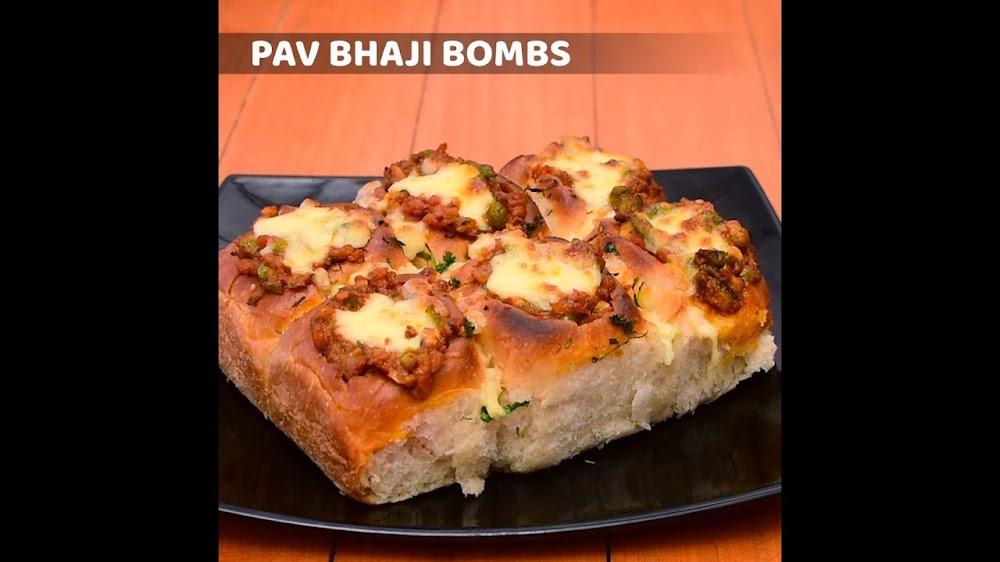 Pav Bhaji Bombs