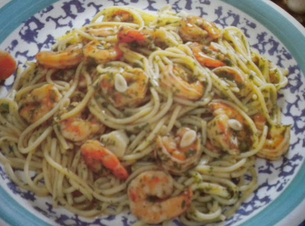 Garlic Shrimp And Pasta Recipe