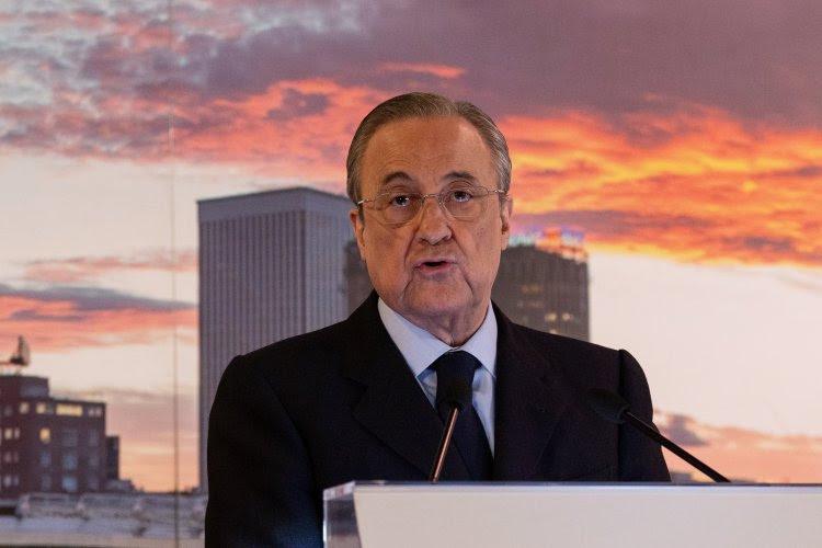 Florentino Pérez explique pourquoi le Real Madrid n'a pas recruté d'attaquant