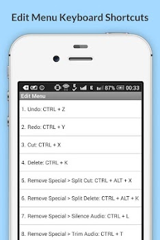 Free Audacity Shortcuts