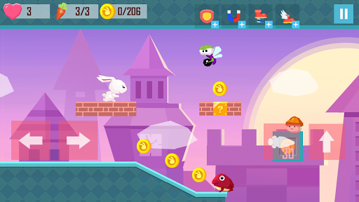 (APK) تحميل لالروبوت / PC Bunny Run : Peter Legend ألعاب screenshot