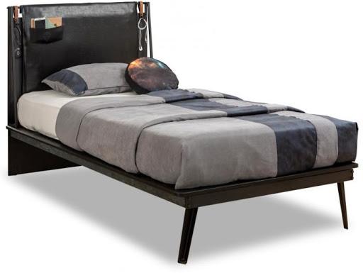 Подростковая кровать Dark Metal 200х120 см Cilek 2052130800