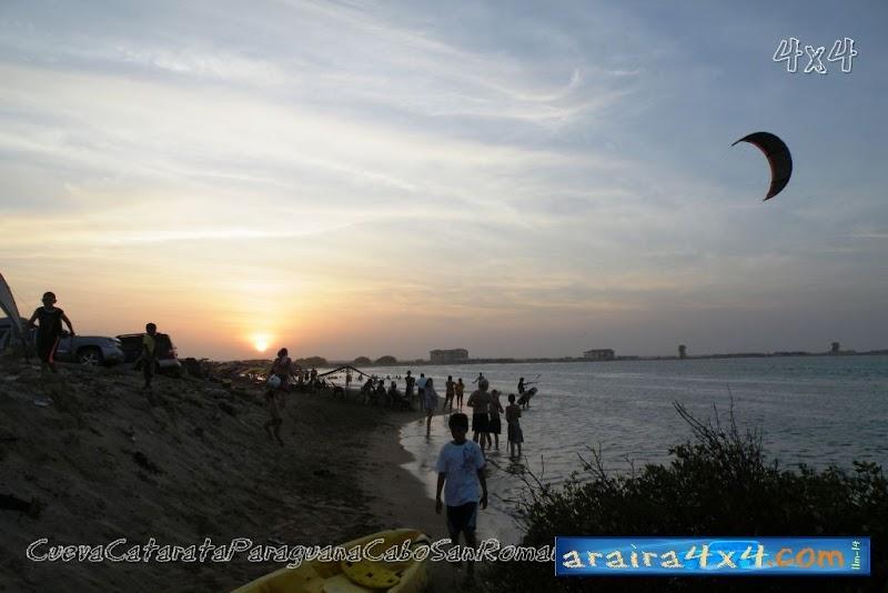 Playa Ruinas Medano Caribe F241, Estado Falcon, Venezuela