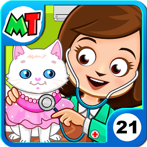 My Town : Pets APK Cracked Download