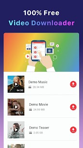 Free Downloader for Video App Latest Version  Download For Android 9