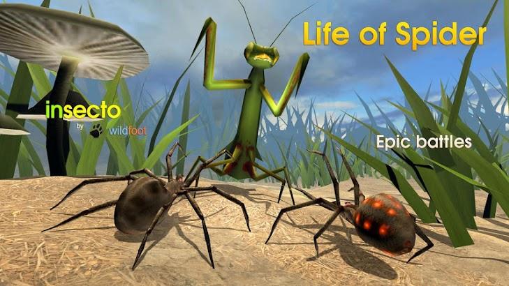 Life of Spider- screenshot thumbnail