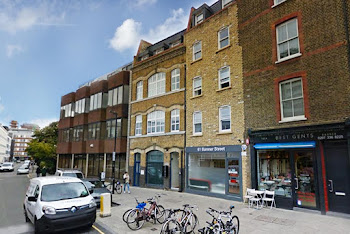 Banner Street serviced apartments, Old Street