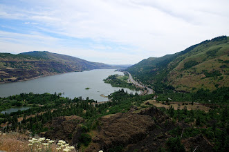 Photo: Columbia River at Mayer State Park