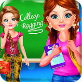 College Ragging for New Girl- Love Heartbreak game