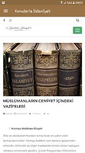 Konularla İslamiyet - náhled