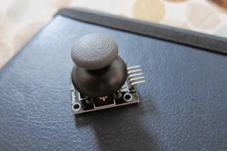 Photo: joystick module