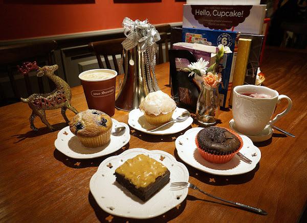 coco Brownies 可可布朗尼 ♥ 多種口味布朗尼 ♥ 捷運公館站甜點
