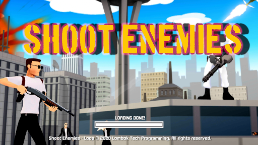 Shoot Enemies - Free Offline Action Game of War 2.0 screenshots 1