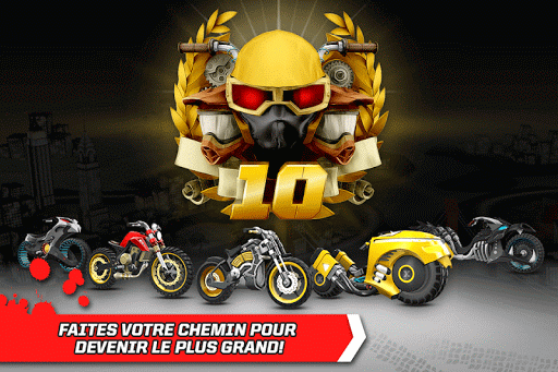 GX Racing APK MOD – Monnaie Illimitées (Astuce) screenshots hack proof 1