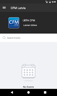 UEFA CFM Latvian Edition - náhled