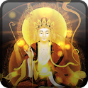 Bodhisattva Ksitigarbha icon