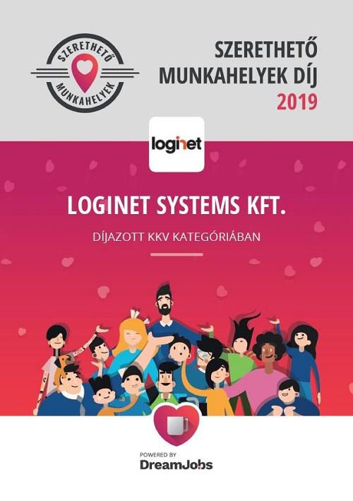 Családbarát munkahelyként, közvetlen hangulatú, rugalmas cégként működik a LogiNet, ahol lehetőséged van szakmailag fejlődni