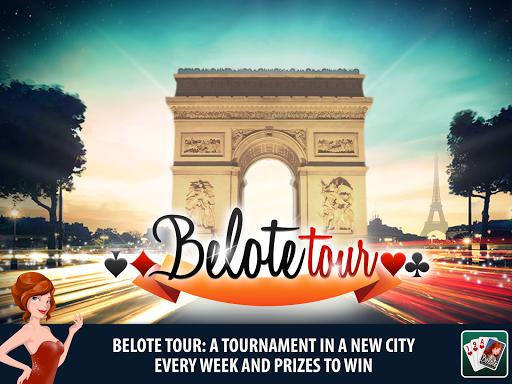 Belote Multiplayer  gameplay | by HackJr.Pw 9
