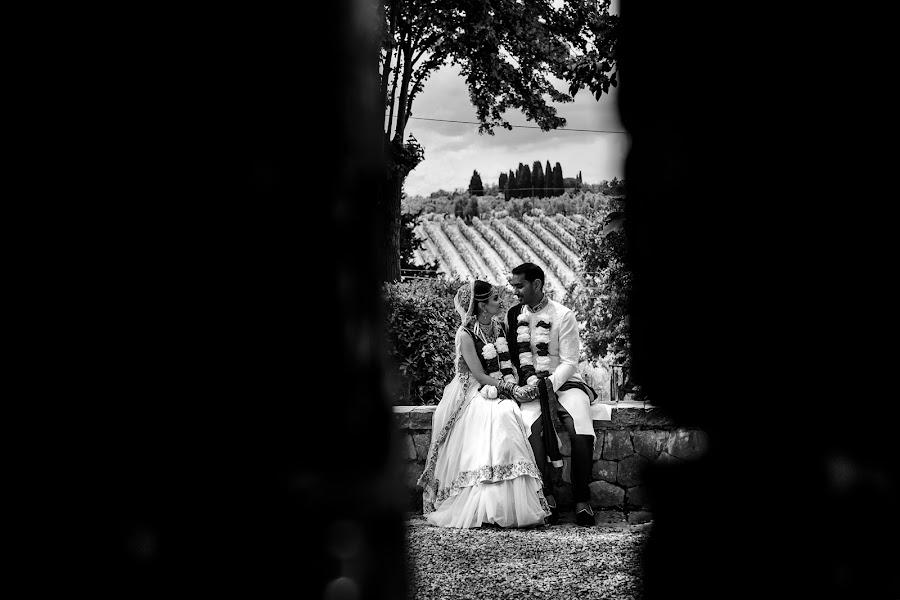 Wedding photographer Chiara Ridolfi (ridolfi). Photo of 04.08.2016