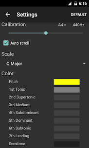 Vocal Pitch Monitor 1.5.1 Mod APK (Unlock All) 3