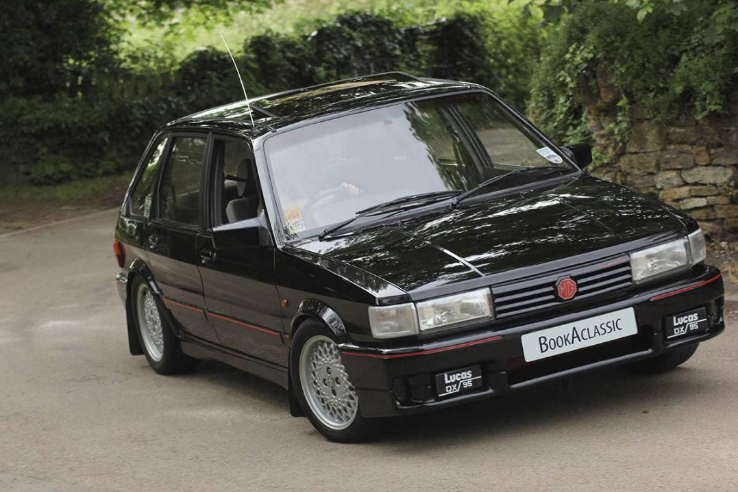 MG Maestro Turbo Hire Desborough