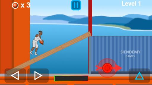Basketball Challenge Extreme  captures d'écran 1