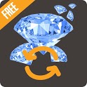 FFCalc | Free Diamonds Calculator and Converter icon