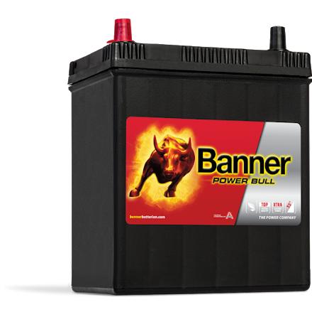 Startbatteri Banner PB12V/40Ah---