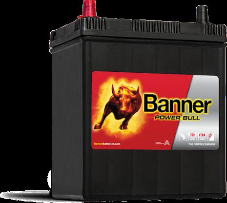 Banner Power Bull 12v 40Ah P4027