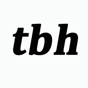 guide for tbh : to be honest - náhled