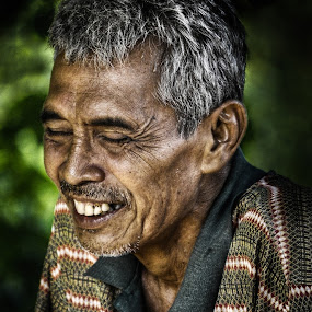 by Ibnu Zakaria - People Portraits of Men