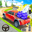 Offroad Jeep Driving: Best Car Games 2019 icon