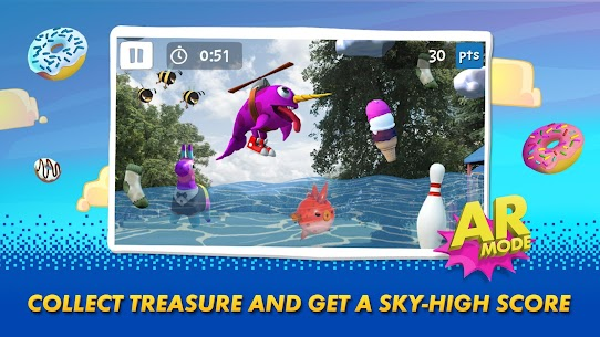 Sky Whale [Free Purchase] (MOD, Unlimited Coins) 8