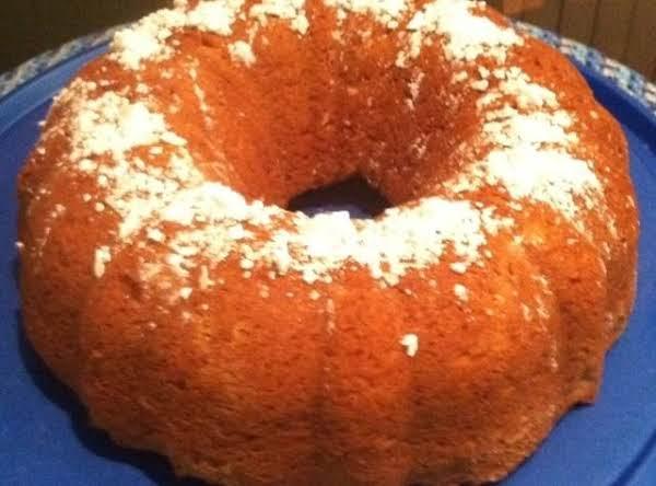 Super Bowl Harvey Wallbanger Cake