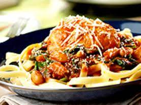 Slow-cooker Chicken With White Beans & Spinach