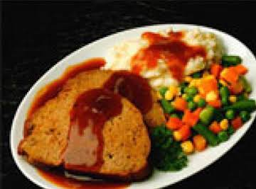 MOUTH WATERING HERB MEATLOAF