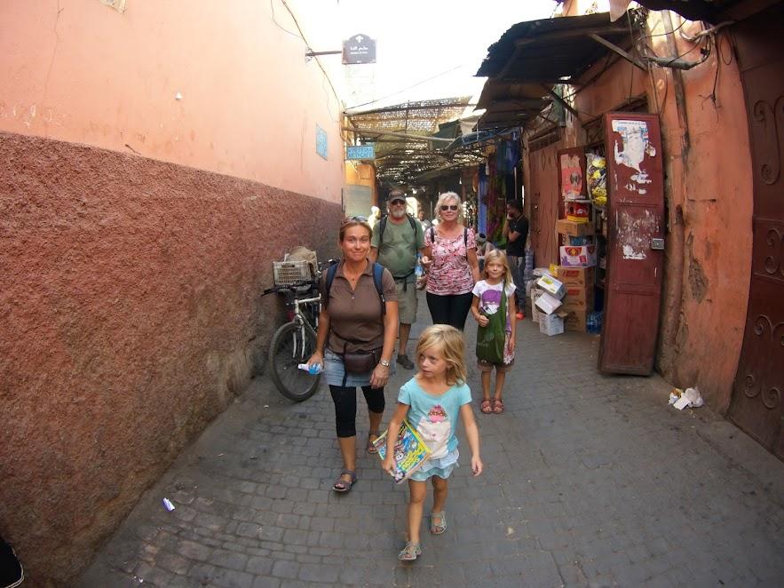 Marrakech, la plus belle des villes impériales