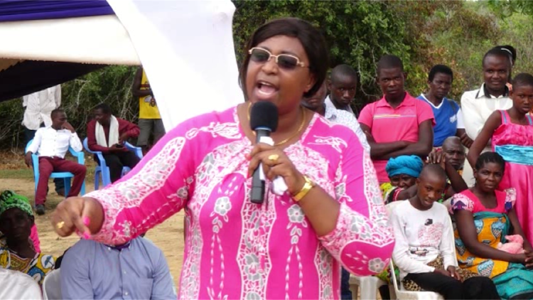 Embattled Malindi MP Aisha Jumwa on Sunday stated that she is ready to take the bullet for the sake of protecting the Mijikenda community against outsiders.