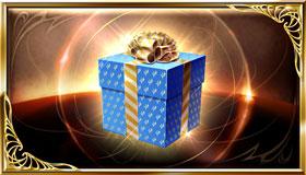 金綬の贈り物