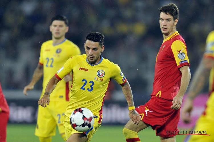 """Stanciu après son but avec la Roumanie: """"Je ne pense pas que j'avais besoin de marquer"""""""