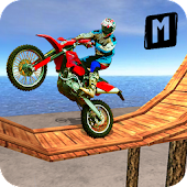 Tricky Bike Trail Real Stunt Top Rider Free