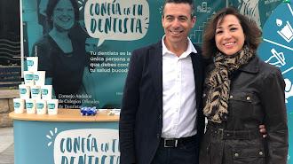 Indalecio Segura Garrido y Sonia Berbel Salvador