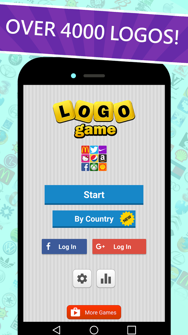 Logo Game: Guess Brand Quiz Screenshot 17