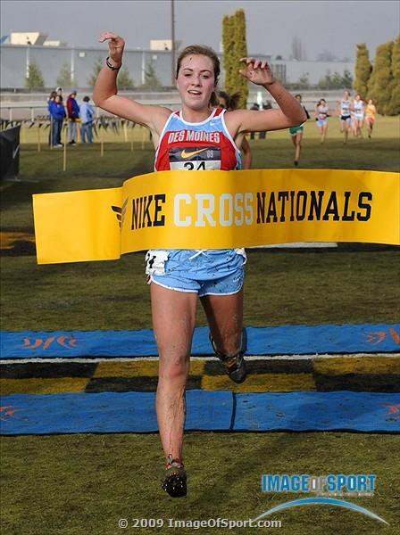 2009 NXN champ Katie Flood