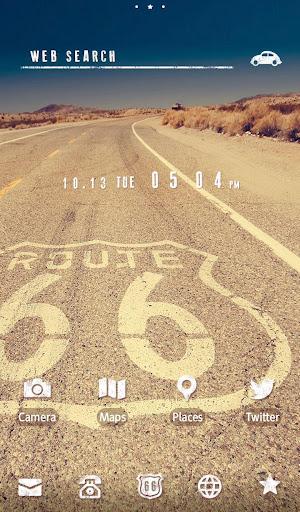 Stylish Theme-Route 66- 1.0.0 Windows u7528 5