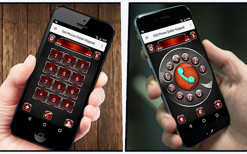 Old Phone Dialer Keypad 1.2.2 APK Mod for Android 3