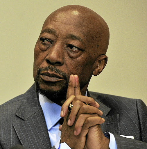 Awaiting a decision: Suspended SARS commissioner Tom Moyane will probably know in two weeks' time whether his objections to the disciplinary inquiry against him will be sustained or overruled. Picture: SUPPLIED e