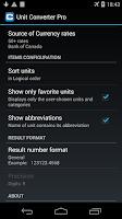 Screenshot of Unit Converter Pro Plus