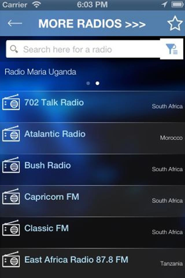 Kyeyo Radio- screenshot
